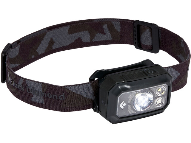 Black Diamond Storm 400 Headlamp, black